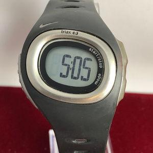 Nike Triax C3 SM0013 Digital Sports Watch